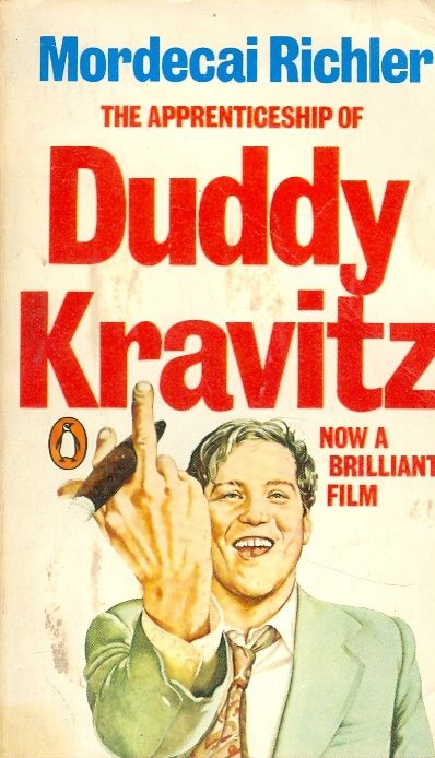 the apprenticeship of duddy kravitz duddy is Duddy kravitz grew up without much support from his family: his mother minnie died, when he was about six years old, and he doesn't remember anything about her, and max we will write a custom essay sample onthe apprenticeship of duddy kravitz by mordecai richlerspecifically for you.