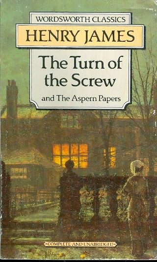 a literary analysis of the turn of the screw by henry james