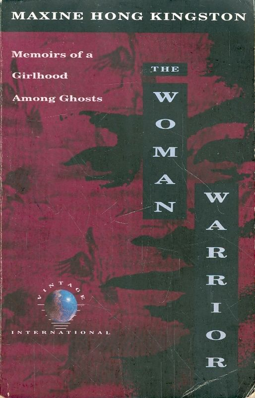 a summary of the woman warrior by maxine hong kingston