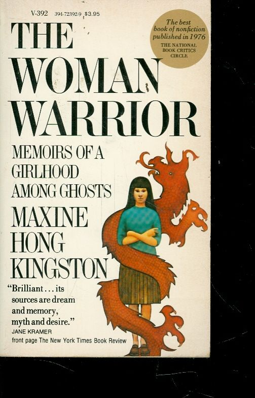 maxine hong kingstons the woman warrior essay Maxine hong kingston was born maxine hong in 1940 in stockton essay editing services the woman warrior maxine kingston.