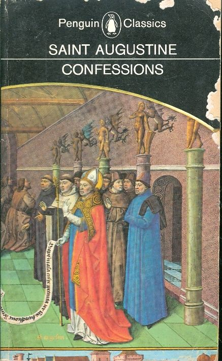 a literary analysis of st augustine confessions