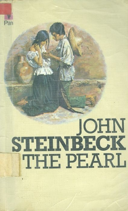 the pearl by john steinbeck The short novels of john steinbeck: tortilla flat, the red pony, of mice and men, the moon is down, cannery row, the pearl john steinbeck published by international collectors library (1953.